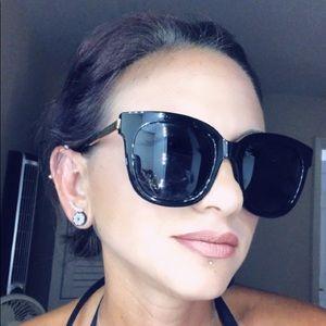 "Absente "" gentle monster "" sunglasses"